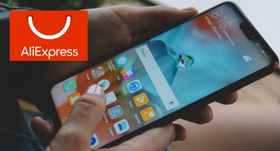 Мобильные телефоны на AliExpress